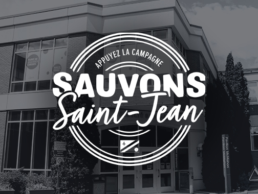 Campagne Sauvons Saint-Jean